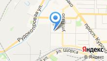 Flash-ka на карте