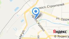 Вианор на карте