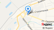 ServiceCar на карте