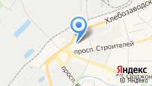 Авто КОРЕЯ-ЦЕНТР, сеть оптово-розничных магазинов корейских автозапчастей Hyundai, KIA, SsangYong на карте