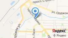 DesignBar на карте