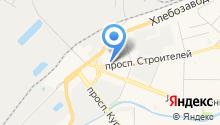 Новокузнецкая оптовая компания трикотажа и белья на карте