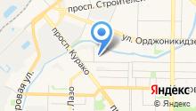 11 отряд ФПС по Кемеровской области на карте