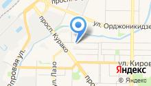 Gorod на карте