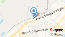 АвтоАкцент на карте