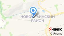На Ильинке на карте