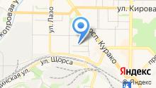 BodyKey на карте