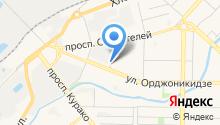 КФ групп & ФАБРИКА на карте