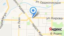 Спарк-авто Новокузнецк на карте