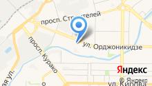 RS-сервис на карте