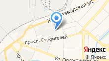 GDI-клуб на карте