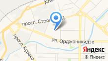 Kevlar на карте