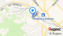 Izeo.ru на карте