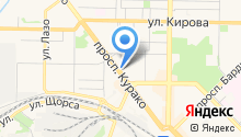 Kiara на карте