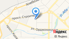 KolesoNVK на карте