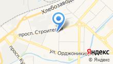 АСТ-142 - Эвакуация автомобилей  на карте