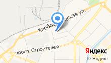 Автостэлс-Новокузнецк на карте