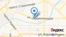 Prof Tour на карте