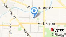 Sticker Decor, интернет-магазин интерьерных наклеек для стен на карте