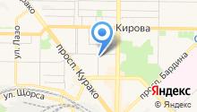 DPUnion на карте