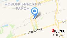 GPS Следопыт на карте