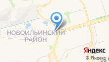 АвтоРосс на карте