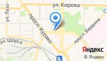 АвтоградЪ на карте