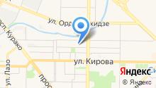 PRAспект на карте