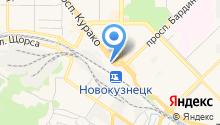 Moskow, магазин одежды на карте