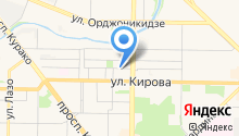 Kemon на карте