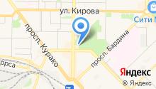 SteamPark Bar на карте