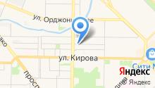 Советская парикмахерская на карте