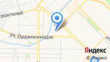 АЕ-Печать на карте
