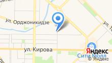 Krasotka на карте