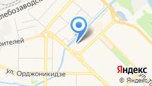 А-ТракБуксир на карте