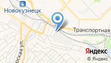 Пожарная часть №3, 11 отряд ФПС по Кемеровской области на карте