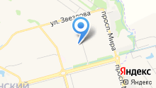 BiWS на карте