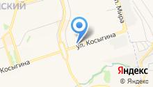 Anita nail на карте