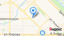 Sabay-tour на карте