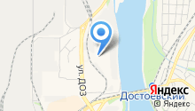 АвтоТехЦентр на ул. ДОЗ на карте
