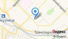 Metaprom.ru на карте