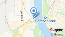 Bizovo.ru на карте