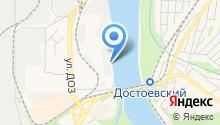 Автосервис на Дозе на карте