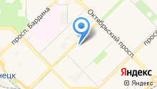 Service center на карте