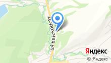 Шашлыкович на карте