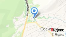Электромонтаж-НК на карте