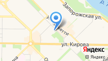 Lash & Brow Bar Натальи Ивановой на карте