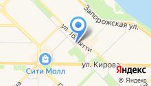 Quiksilver на карте