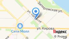 Glamлавка на карте