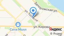 Konditta на карте